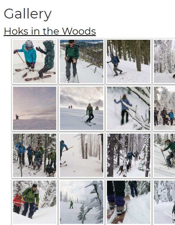 Skishoeing - Outdoor Blog - Web Radish